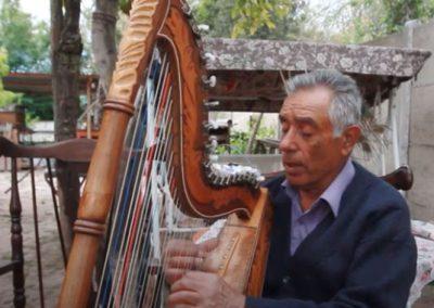 Alfredo Vega Trujillo – Arpa